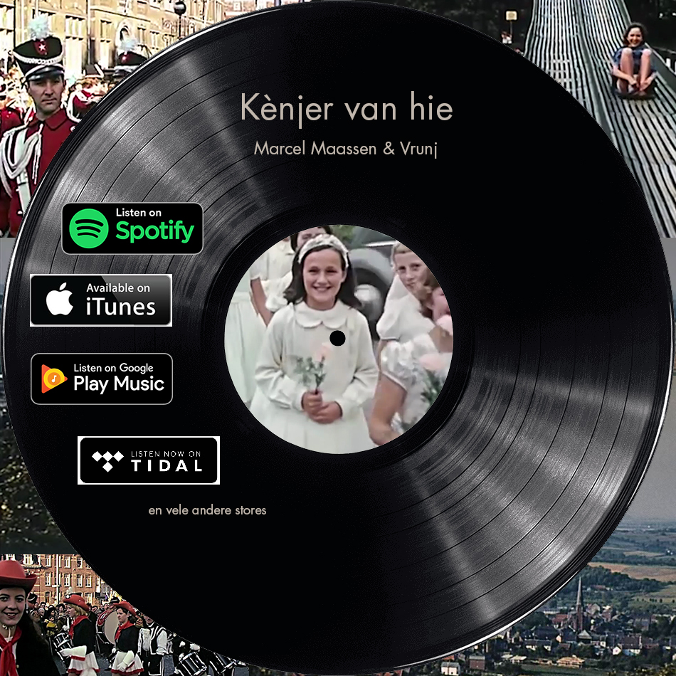 Luister koop online Kenjer van hie Marcel Maassen itunes google spotify tidal