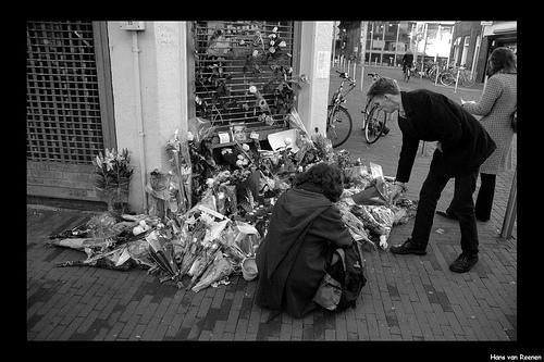 Moord op Louis Sévèke