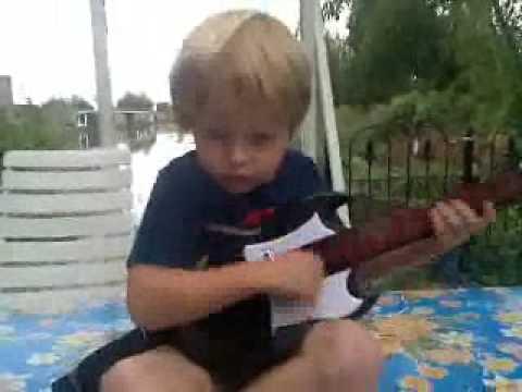 Kick = Guitar Hero