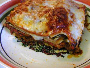 Maak 'ns 1 x échte lasagne