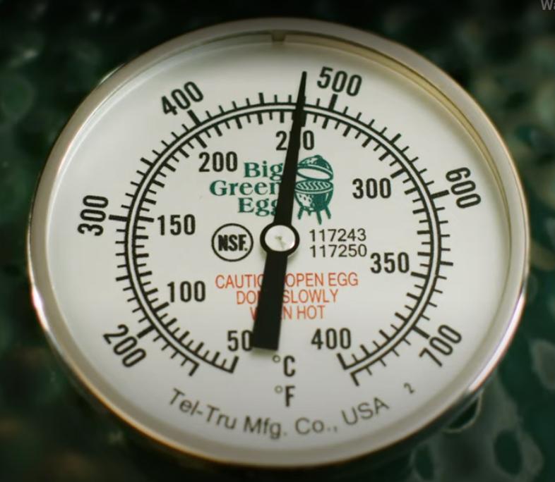 Thermometer Big Green Egg Marcel Maassen BBQ Buddy