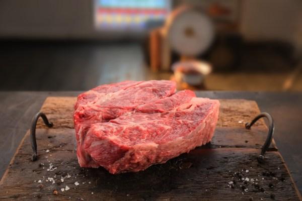 Chuck roast pulled beef Marcel Maassen Meatlovers